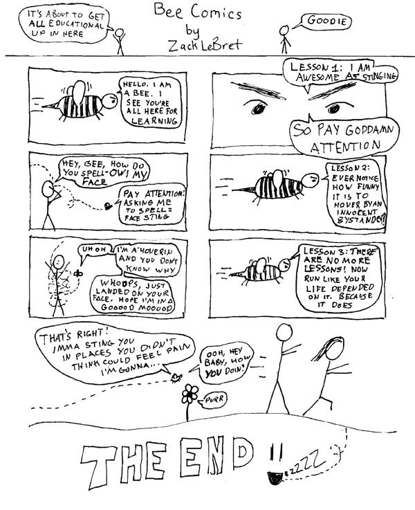 Bee Comics